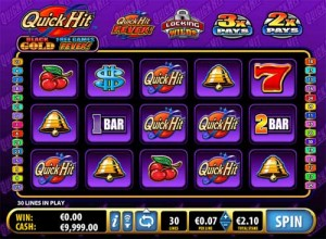 Quick Hit Black Gold Free Games Fever Slots Game