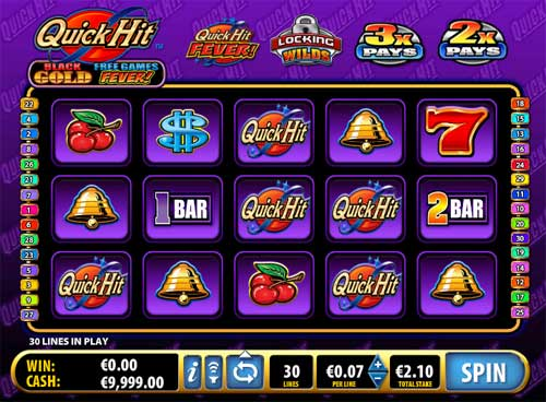 free slot fever games